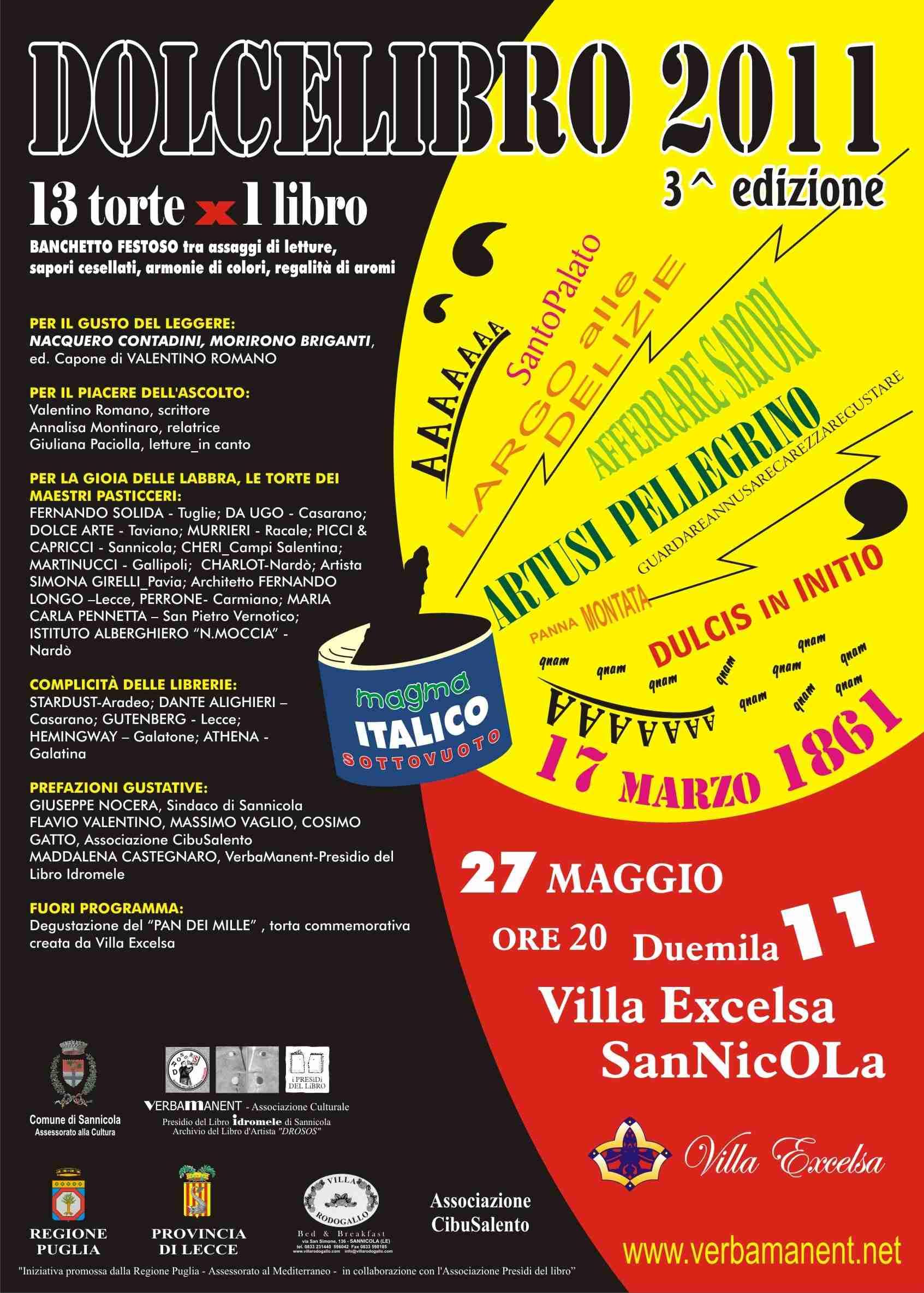 dolcelibro-2011-manifesto