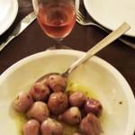 Piatto e Vino Rosato