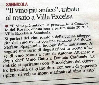 articolo-giornale-sannicola-vino-antico-villa-excelsa